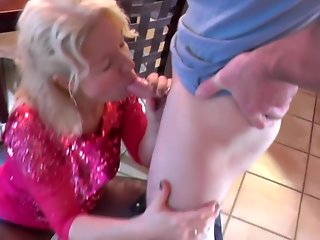 doggy, fucking, style, amateur, blonde, video